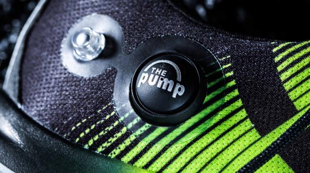 Reebok представя революционните обувки за бягане ZPump Fusion