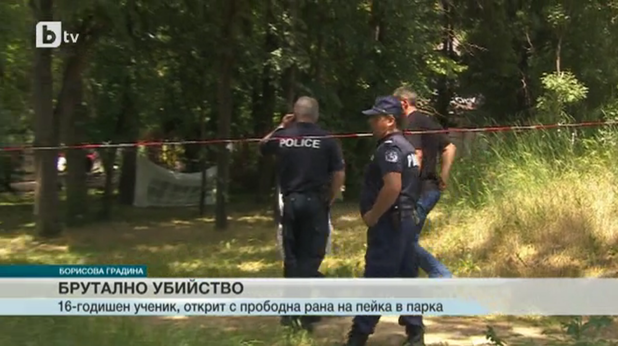 убийство в борисовата градина