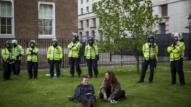 Лондонски полицаи, Скотланд ярд