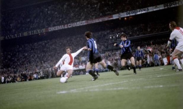 Аякс - Интер финал 1972