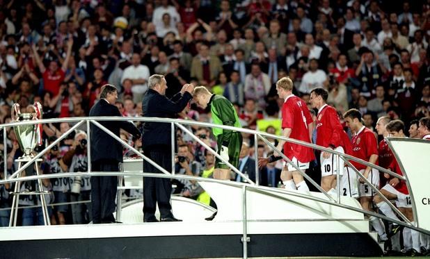 Манчестър Юнайтед - Байерн (Мюнхен) 1999