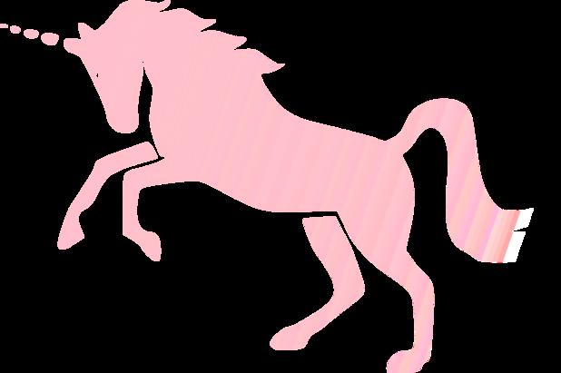 Невидимият розов еднорог