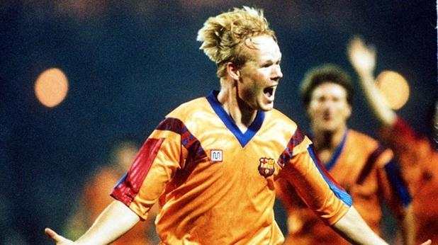победният гол на роналд куман във финала на ШЛ 1992 г. срещу Сампдория