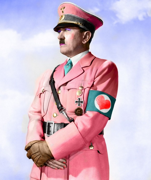 Шеги с Хитлер
