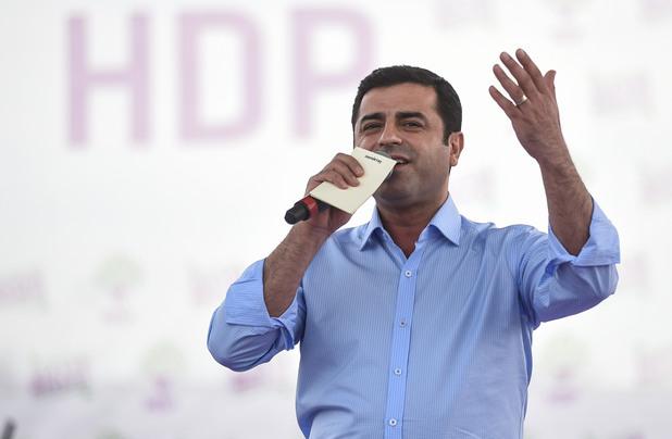 селахатин демирташ, лидер на народнодемократичната партия на турция