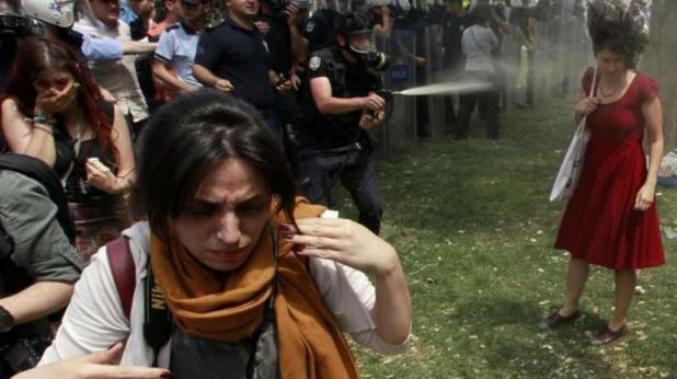 турция, истанбул, протест, гези, таксим, полиция
