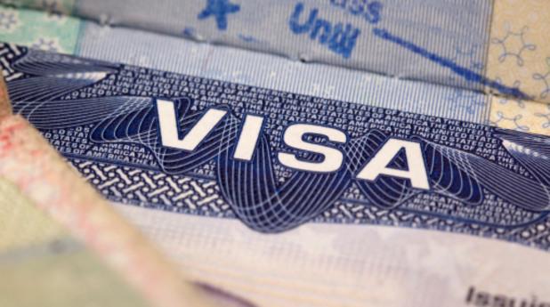 американска виза