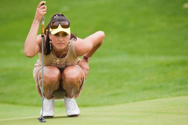 мария баликоева, голф, максим, фотосесия