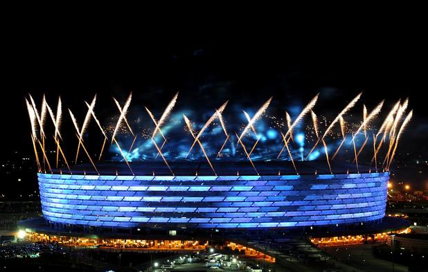 Баку 2015