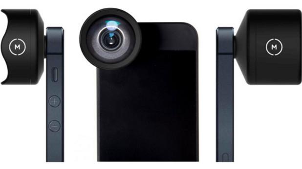 Moment - устройство за усъвършенстване на камерата на смартфон