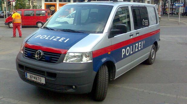 Полиция в Австрия