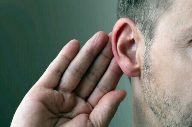 шум, слух, мъж, ухо
