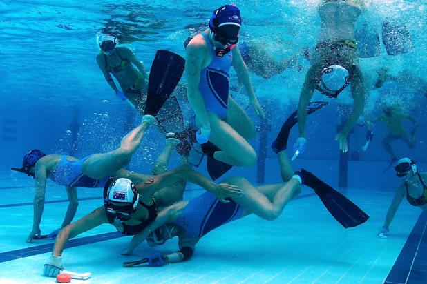 Подводен хокей