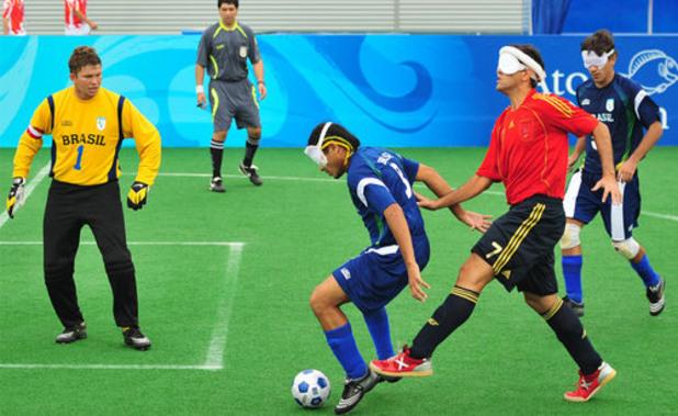 Футбол за слепи