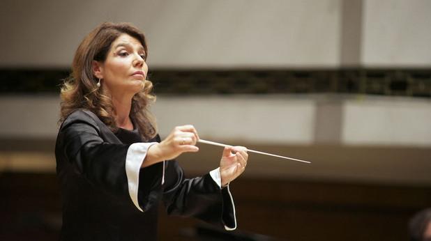 диригентът любка биаджони