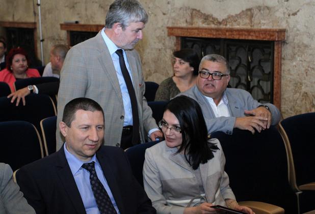 зам.-главните прокурори борислав сарафов и ася петрова