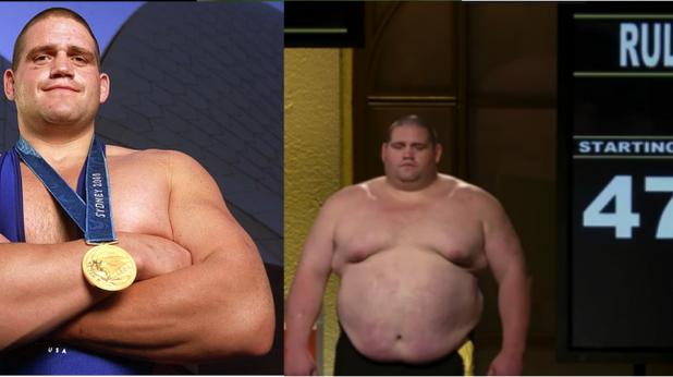 спортисти, тегло