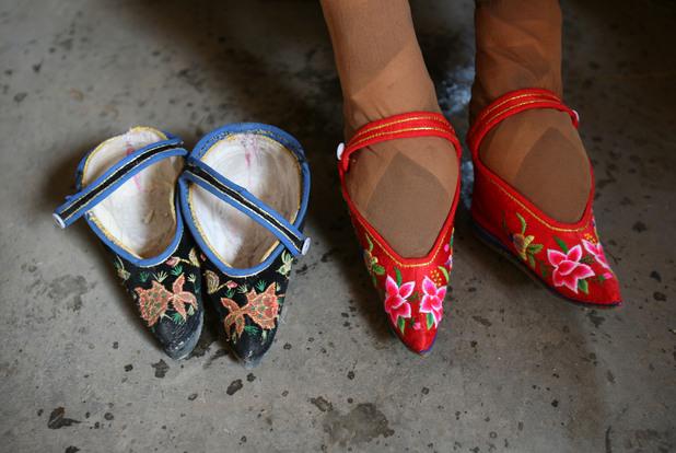 китайски стъпала