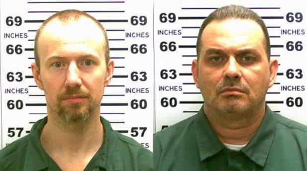 бегълците от затвора клинтън