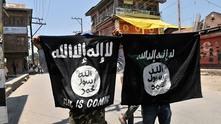 ислямска държава, знаме, флаг, ислямисти, идил, джихадисти