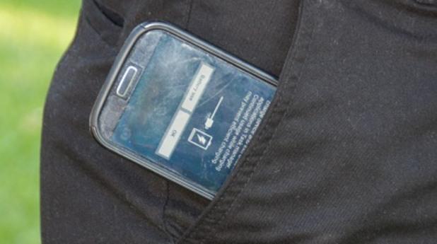 Смартфон без батерия