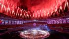 баку, европейски игри, церемония по закриване