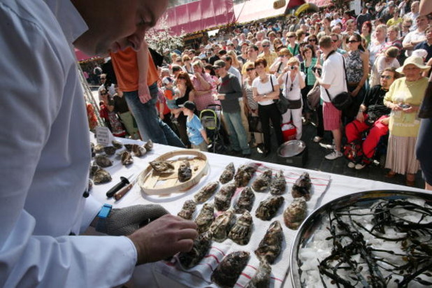 Galway International Oyster Festival, Ireland