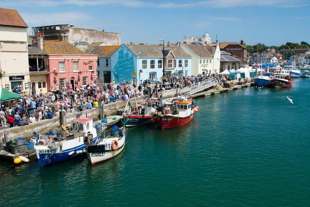 Dorset Seafood Festival