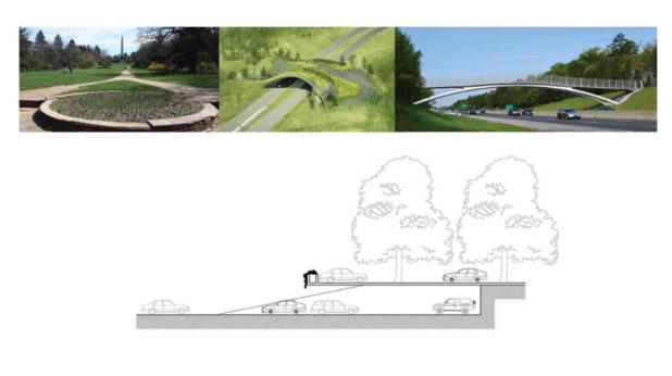 "Проект за нова визия на Борисовата градина, ""Ковачев архитекти"""