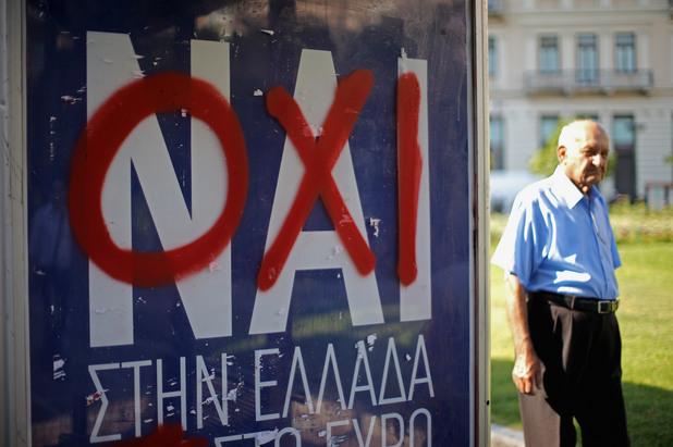 преди референдума в гърция