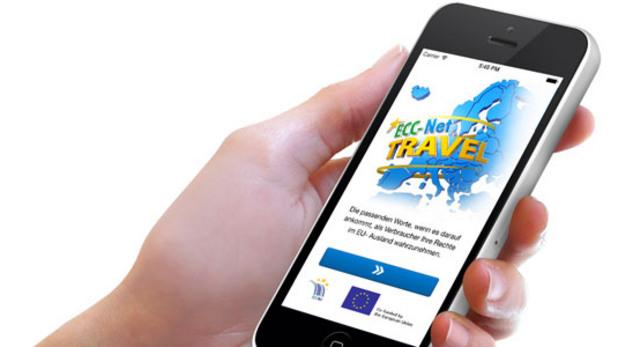 ECC-Net: Travel, приложение
