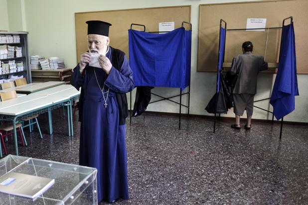 гърция, референдум