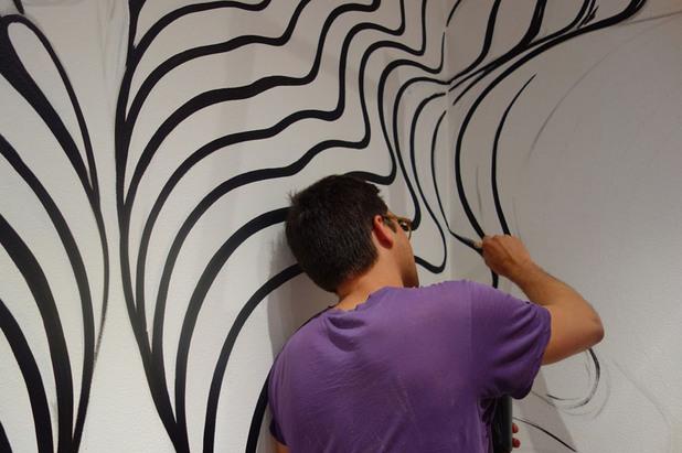 картини на стената