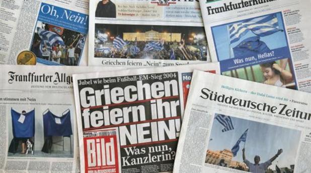 медии, гърция, референдум