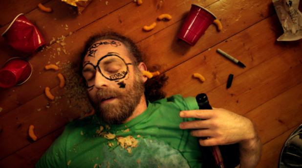махмурлук, пиене, алкохол, пиянство, парти, купон