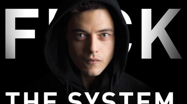 mr robot, сериал,  Rami Malek, рами малек, крисчън слейтър