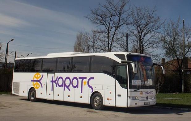 Автобус на карат с