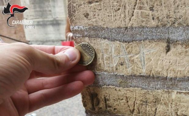 благо и стотинката на Колизеума