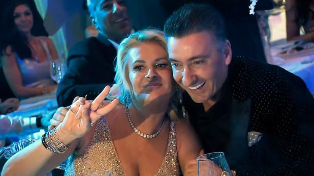 Ветко Арабаджиев с жена си