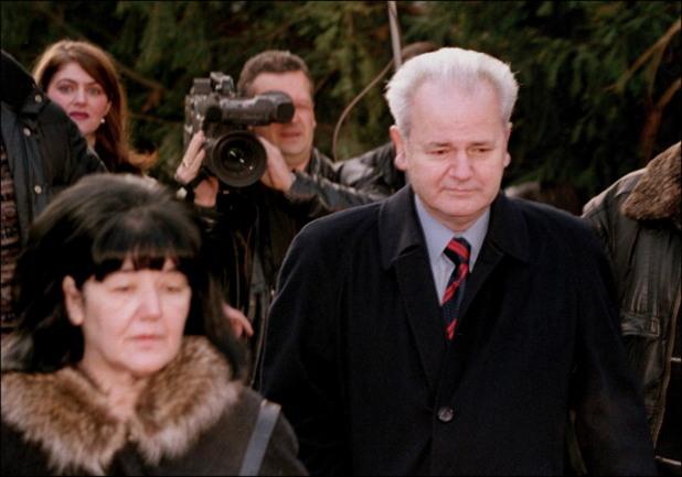 корумпирани политици - Слободан Милошевич