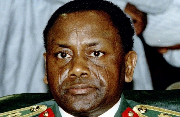 корумпирани политици - Сани Абача