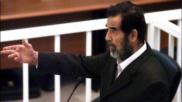 корумпирани политици - Садам Хюсеин