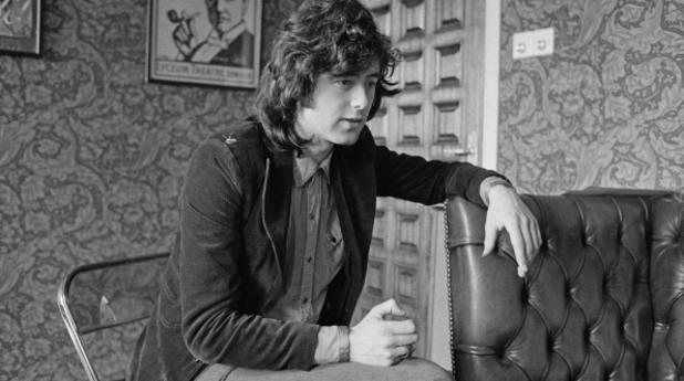 Jimmy Page, джими пейдж