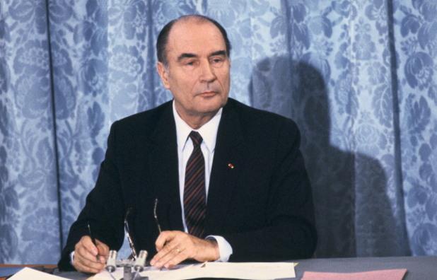 Франсоа Митеран