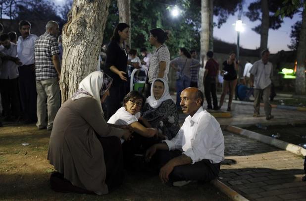 Атентат в Турция