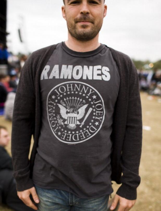 ramones, рамоунс, тениска