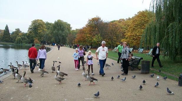 Хайд Парк, Лондон