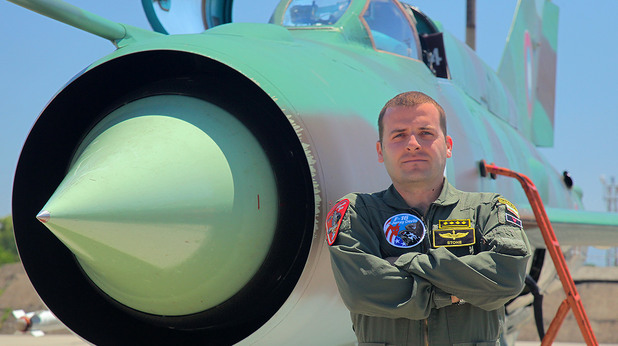 капитан Петър Димитров