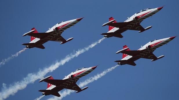 Военновъздушни сили на Турция