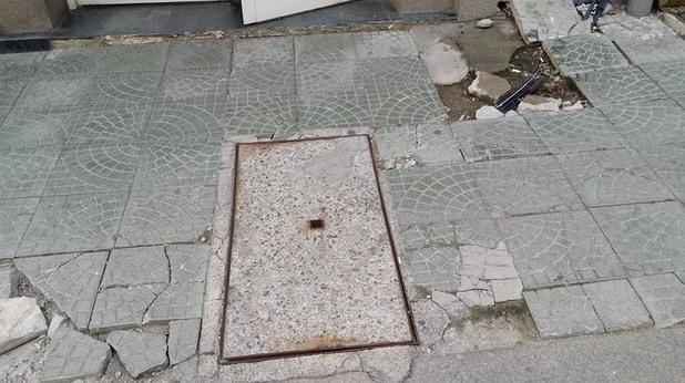 тротоари